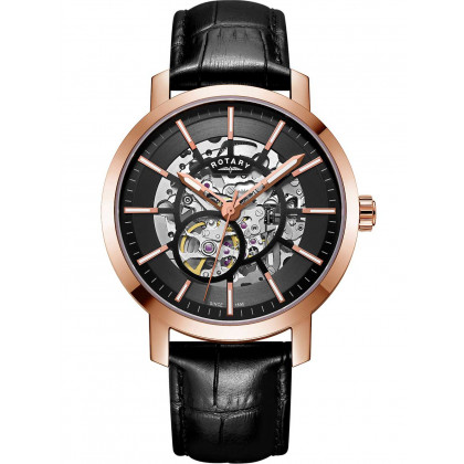 Rotary GS05354/04 Greenwich automatic men`s 42mm 5ATM