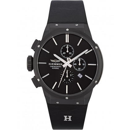 Haemmer HSG-4801 Striking chronograph Superial 48mm 10ATM