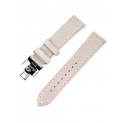 Ingersoll Replacement Strap [22 mm] grey + silver buckle Ref. IN1103SCR