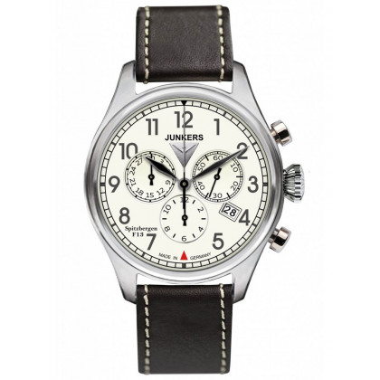 Junkers Spitzbergen F13 6186-5 Men's Watch Chronograph