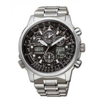 Citizen JY8020-52E Eco-Drive Promaster Sky Skyhawk Radio Controlled Watch Titanium 45mm 20 ATM