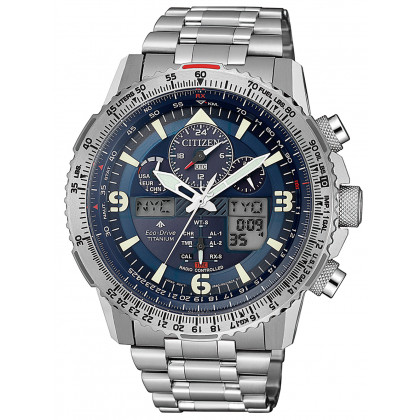 Citizen JY8100-80L Promaster Sky chrono 45mm 20ATM