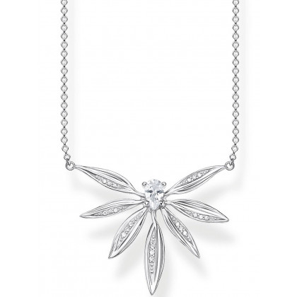 Thomas Sabo KE1949-051-14-L45v necklace leaves 40-45cm