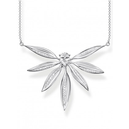 Thomas Sabo KE1950-051-14-L45v necklace leaves big 40-45cm