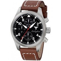 KHS Tactical Watch KHS.AIRSC.LB5 Airleader Chronograph 46mm 10ATM