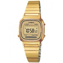 CASIO LA670WEGA-9EF Collection Ladies 24mm 3 ATM