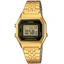 CASIO LA680WEGA-1ER Collection Unisex 28mm 3 ATM