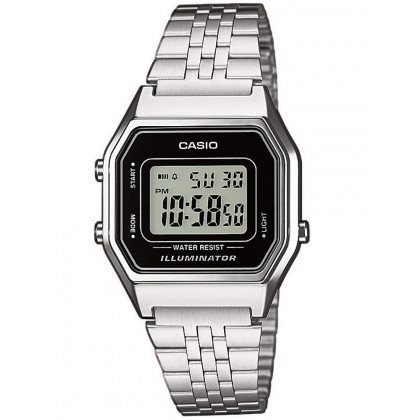 CASIO LA680WEA-1EF Collection Unisex 28mm 3 ATM