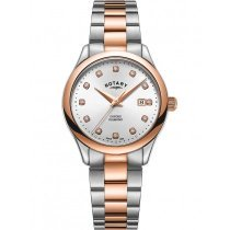 Rotary LB05094/70/D Oxford ladies watch  32mm 5ATM