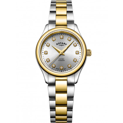 Rotary LB05093/44/D Oxford ladies watch 28mm 5ATM