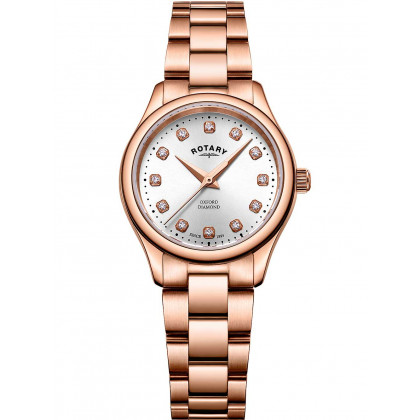 Rotary LB05096/02/D Oxford ladies watch 28mm 5ATM