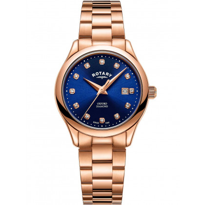 Rotary LB05096/05/D Oxford ladies watch  32mm 5ATM