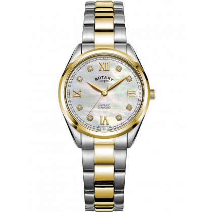Rotary LB05111/41/D Henley ladies watch 30mm 5ATM