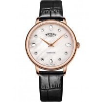Rotary LS05174/41 Kensington ladies watch 35mm 5ATM