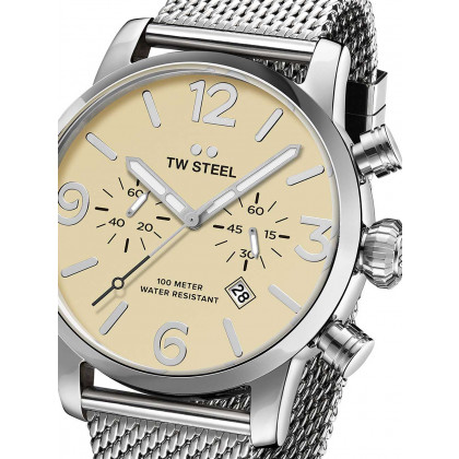 TW-Steel MB4 Maverick Chronograph 48mm 10 ATM