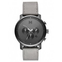 MVMT MC01-BBLGR men`s chrono Monochrome 45mm 5ATM