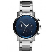 MVMT MC02-SBLU chrono midnight silver 40mm 10ATM