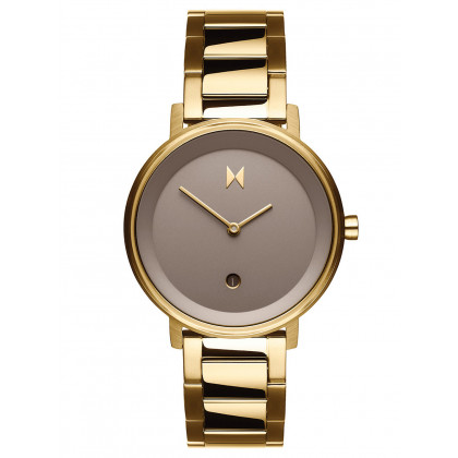 MVMT MF02-G Signature II Champagne Gold ladies 34mm 5ATM