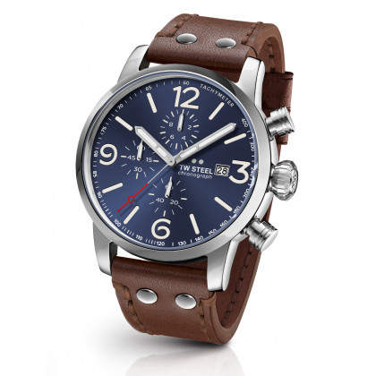 TW-Steel MS104 Maverick Chronograph 48mm 10ATM