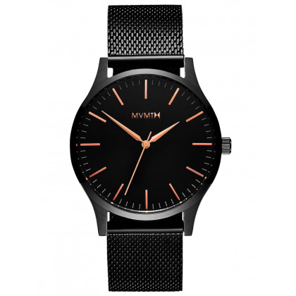 MVMT MT01-BBRG 40 Series black rose men´s 40mm 3ATM