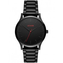 MVMT MT01-BL 40 Series Black Link Men's 40mm 3ATM
