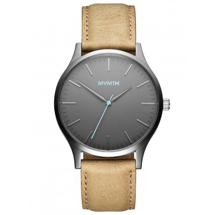 MVMT MT01-GML 40 Series Gunmetal Sandstone Men's 40mm 3ATM