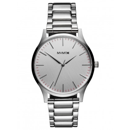 MVMT MT01-S 40 series silver men´s 40mm 3ATM