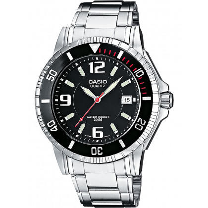 Casio MTD-1053D-1AVES Collection men`s 43mm 20ATM