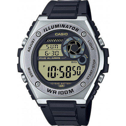 Casio MWD-100H-9AVEF Collection men`s 50mm 10ATM