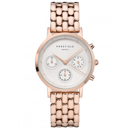 Rosefield NWG-N91 The Gabby chronograph ladies 33mm 3ATM