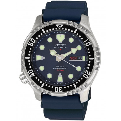 Citizen NY0040-17LE Promaster Sea Automatic Men's 42mm 20 ATM