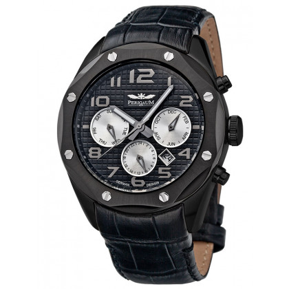 Perigaum Automatic Men's Watch P-1116-S-IBIB