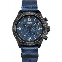 Traser H3 109461 P67 Officer chrono blue nato 46mm 10ATM