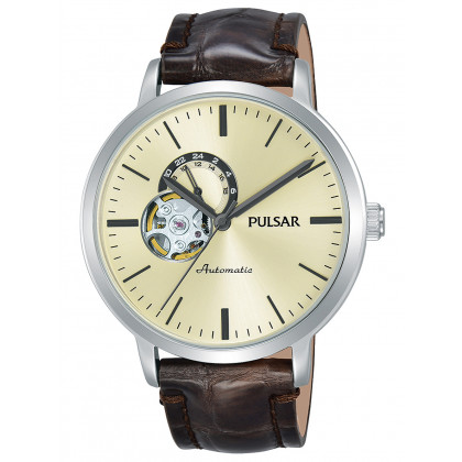 Pulsar P9A007X1 automatic  men`s 42mm 5ATM