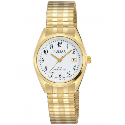 Pulsar PH7444X1 Ladies Drawstring Watch 26mm 5 ATM