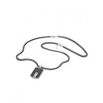 Police Necklace PJ25492PSB.01 Stainless Steel
