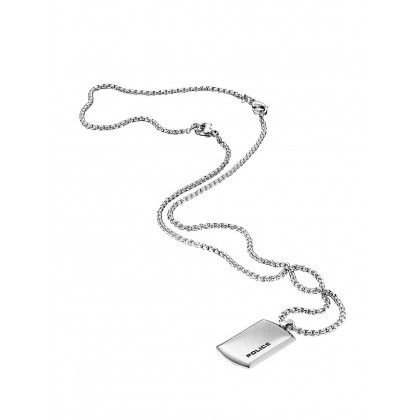 Police Necklace PJ24920PSS.01 Stainless Steel