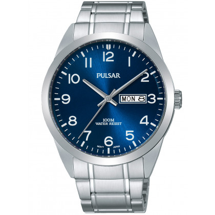 Pulsar PJ6061X1 Classic Men's 38mm 10 ATM