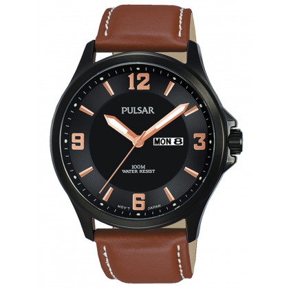 Pulsar PJ6091X1 Classic Men's 42mm 10 ATM
