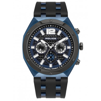 Police PL15995JSBLU.03P Luang chrono 48mm 10ATM