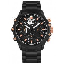Police PL16018JSB.02M Luang chrono 48mm 10ATM