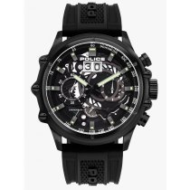 Police PL16018JSB.02P Luang chrono 48mm 10ATM