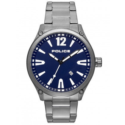 Police PL15244JBU.03M Denton Men's 48mm 3ATM