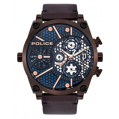 Police PL15381JSBZ.03 Vigor Men's 51mm 3ATM