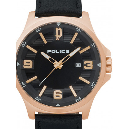 Police PL15384JSR.02 Clan Men's 44mm 5 ATM