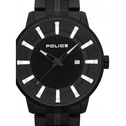 Police PL15391JSB.02M Men's 44mm 5 ATM