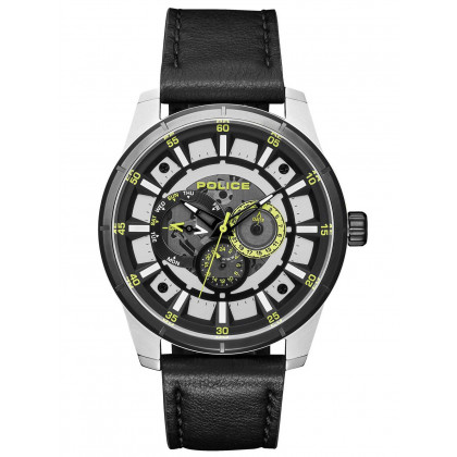 Police PL15410JSTB.04 Lawrence Men's 48mm 3ATM