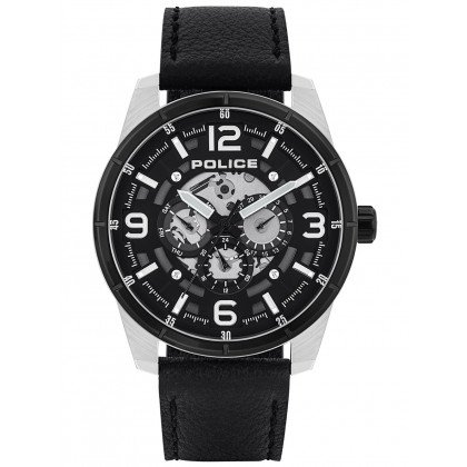 Police PL15663JSTB.02 Lawrence Men's 48mm 3ATM