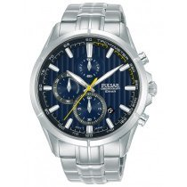 Pulsar PM3157X1 classic chrono men´s 43mm 10ATM