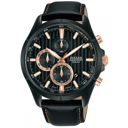 Pulsar PM3165X1 classic chrono men´s 43mm 10ATM